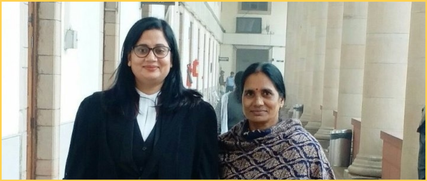 Meet Seema Kushwaha, The Lawyer Who Fought For Nirbhaya's Justice & Prevailed