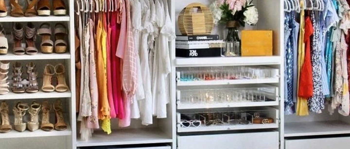 It's The Best Time To Organise Your Closet & We Have The Best Way For You To Do So!