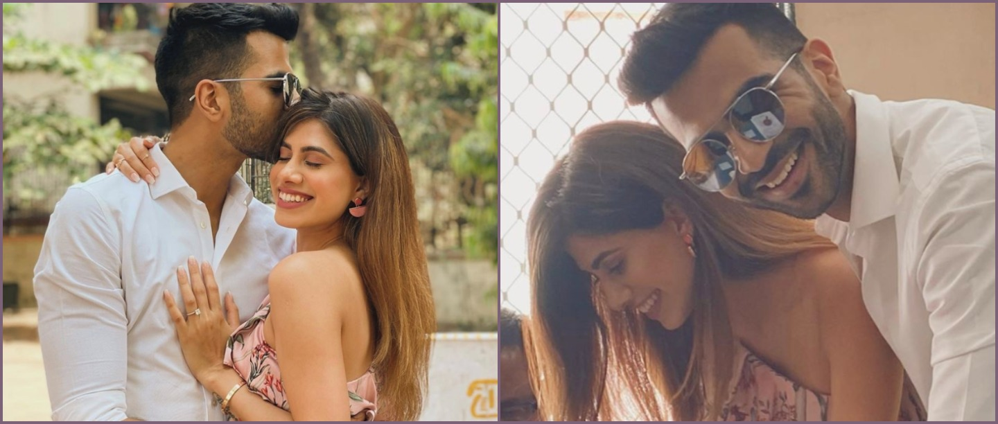 Plixxo Super Blogger, Malvika Sitlani Just Got Married And We're Jumping With Joy!