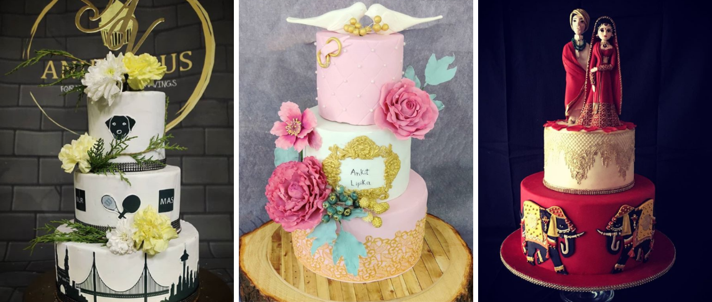 10 Wedding Cake Bakers Every Bride-To-Be Should Follow On Instagram!