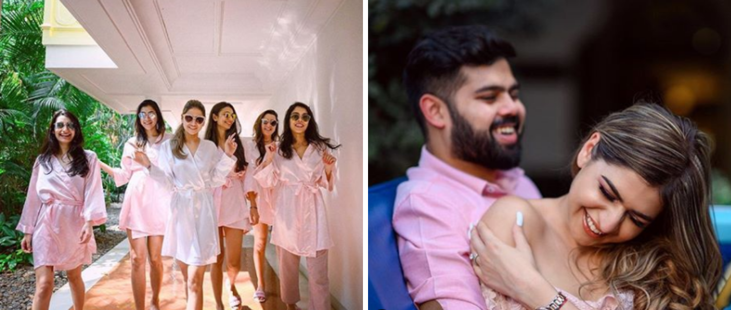 RCB Fan Girl's Pre-Wedding Pictures Are Just The Burst Of Love & Happiness We Needed Today
