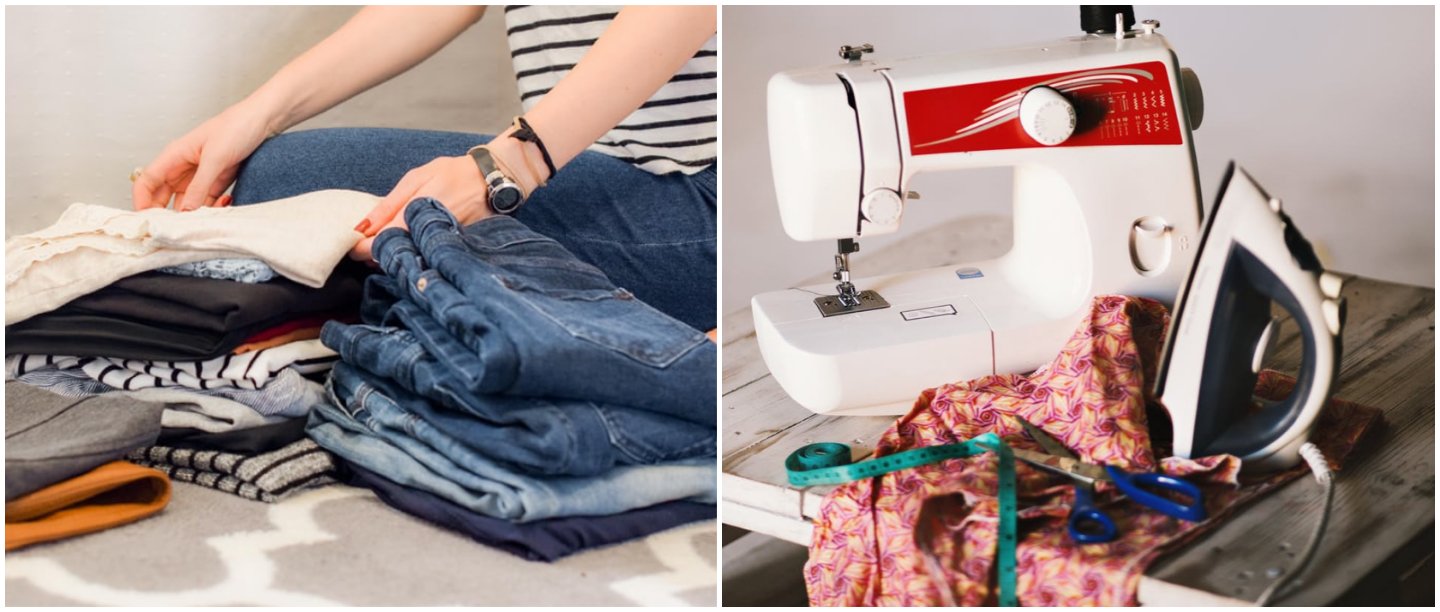 7 Fashion-Related Chores To Do Now That You Have All The Time In The World!