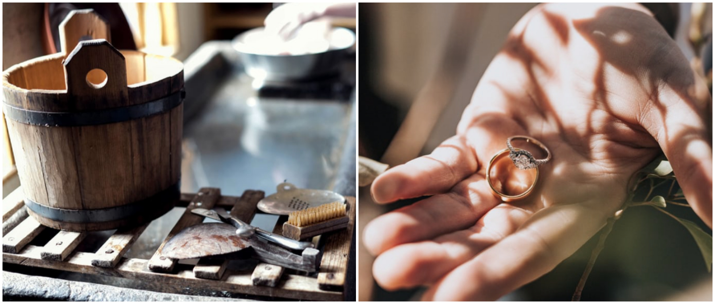 COVID-19: Here's What You Should Know About Wearing (And Cleaning) Your Jewellery