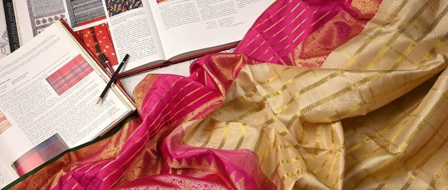 Your Handloom Handbook: Everything You Need To Know About The Rich Beauty Of Kanjeevaram