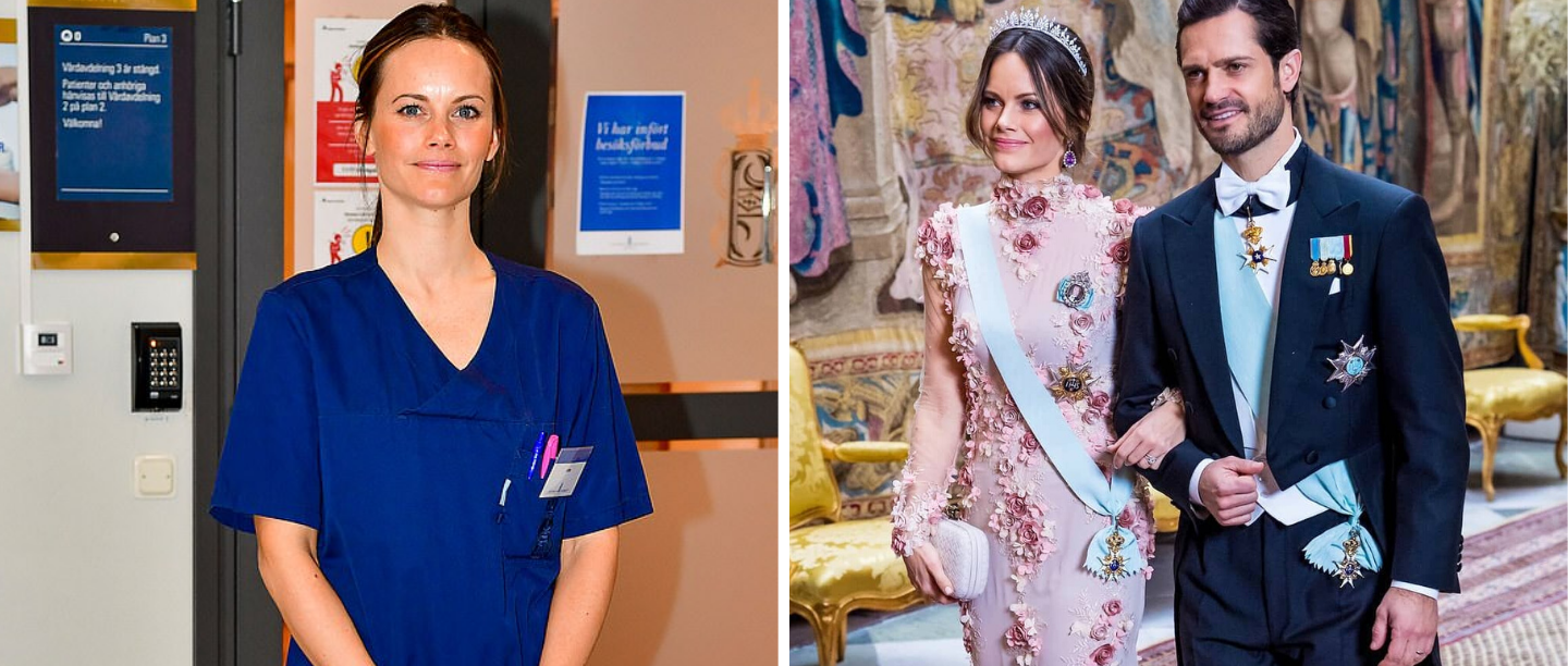 Royal To The Rescue: Swedish Princess Volunteers As A Medical Worker Amid COVID-19