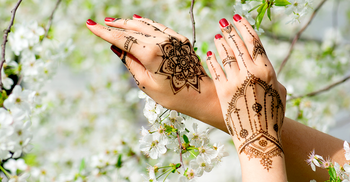 Beautiful Mehendi Designs To Inspire The Artist In You