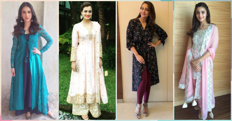 8 Amazing Kurti Styles To Inspire Your Tailor!