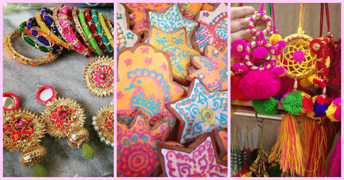 The Cutest Mehendi Gifts For Guest (And So Pretty!)