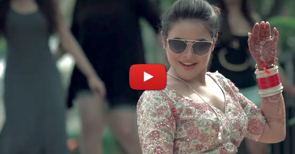 This Bride's Dance On 'Cheap Thrills' Is The Coolest Thing Ever!