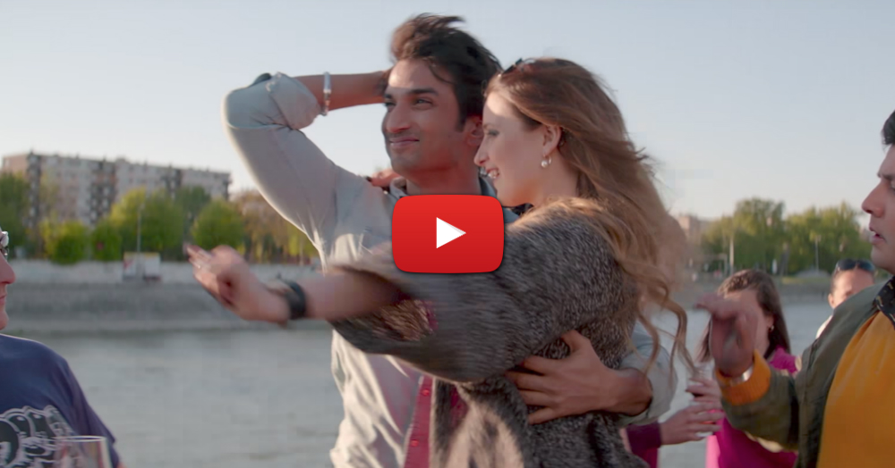 Diljit's Voice & Sushant's Dance: This 'Raabta' Song Is AWESOME