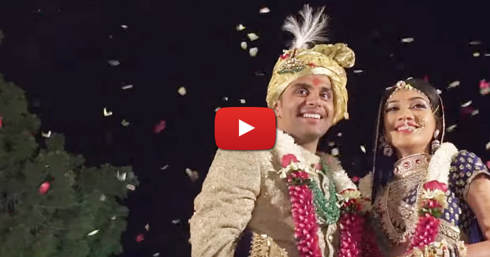 The *Cutest* Bride And Groom - This Wedding Video Is Beautiful!