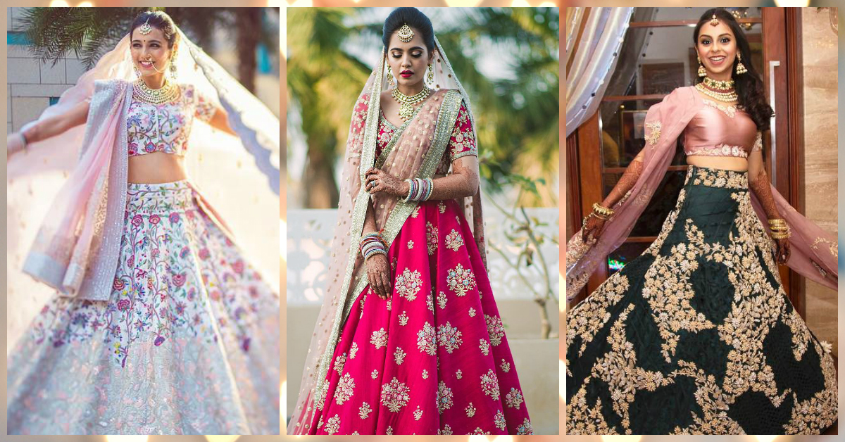 These 5 Blogger Brides Wore The Most *Stunning* Shaadi Outfits!