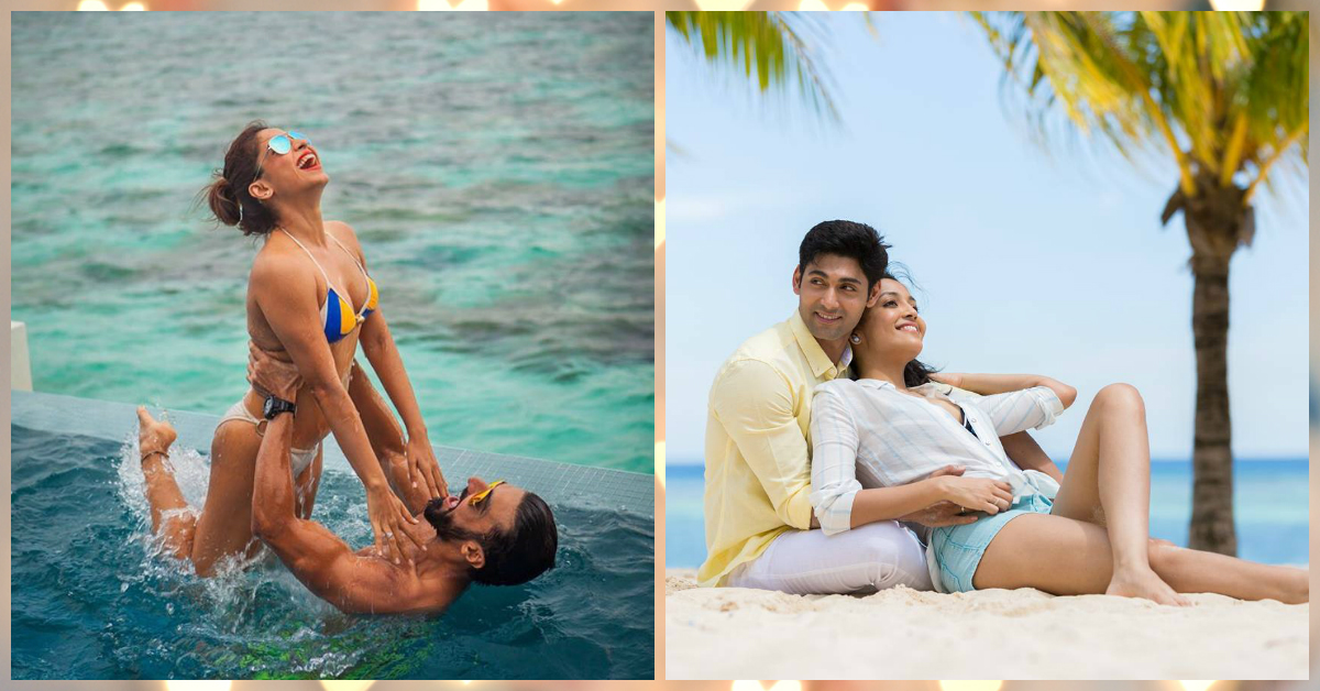 Hey Hubby, I Can't Wait To Click Such Pictures On Our Honeymoon!