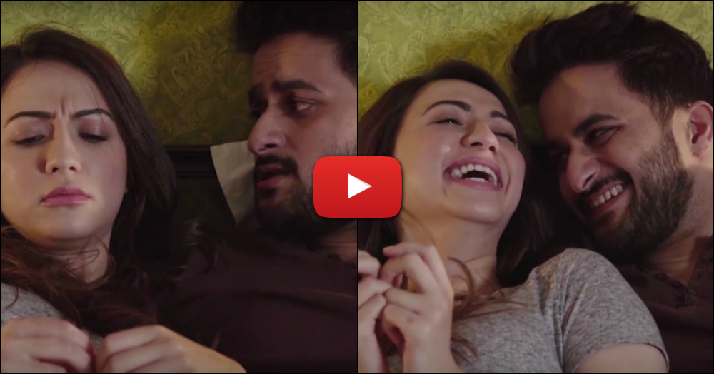 'When Bae & I Fight…'- This Video Sums Up EVERY Relationship!