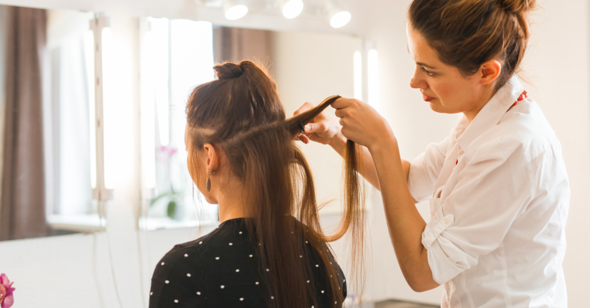 Hairstyling As A Profession? We'd Love To Attend THIS School!