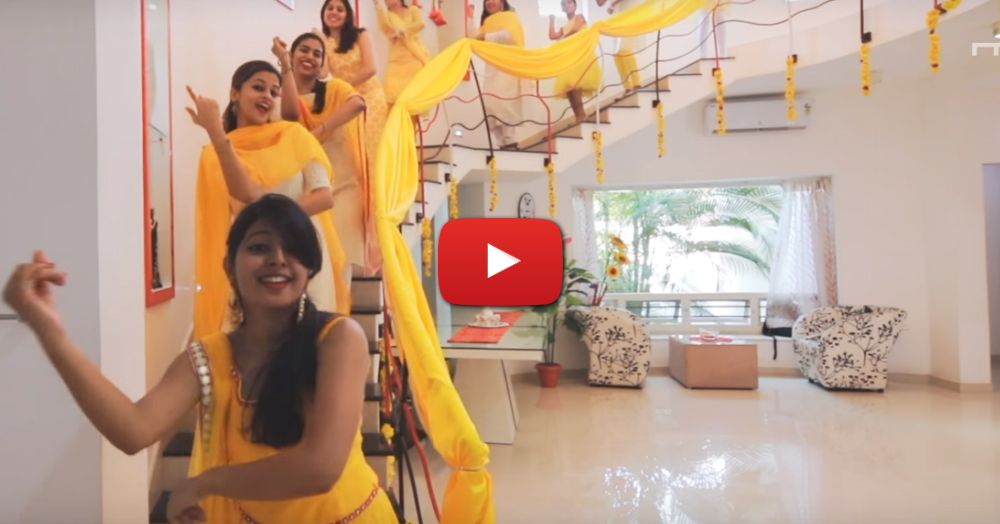 A Bride's Dance On 'Nachde Ne Saare' Is Just So Cool!