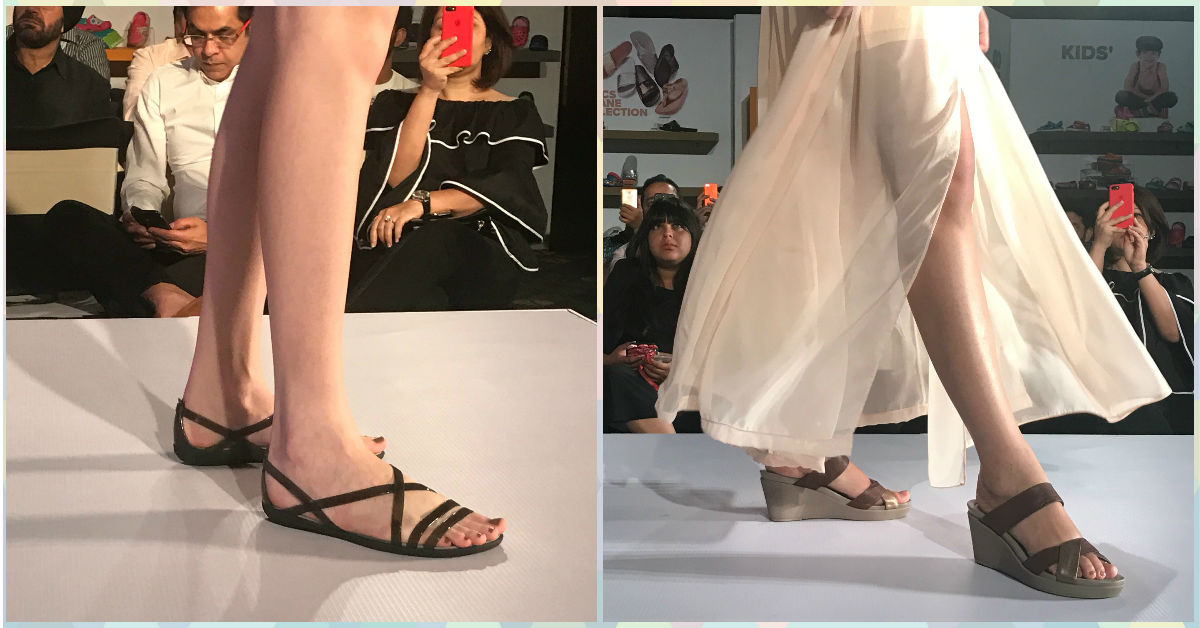 Crocs On The Catwalk? You've Gotta Check Out The New Collection!