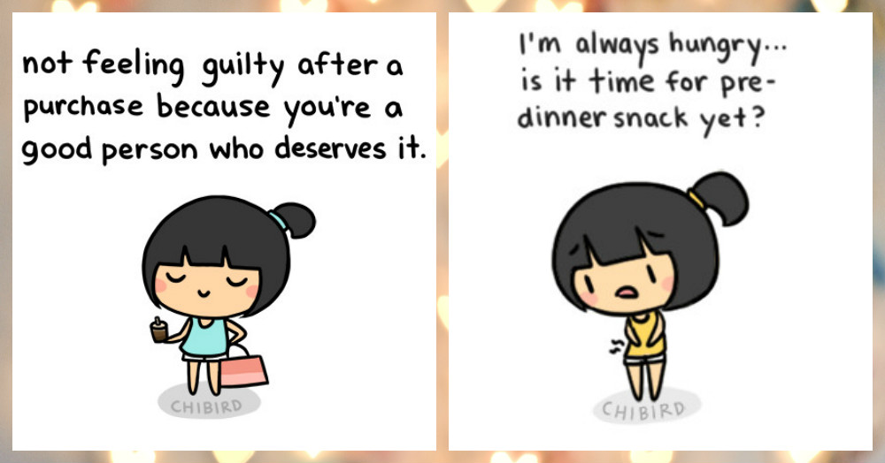9 Cute Illustrations That Are SO True For *Every* Girl!