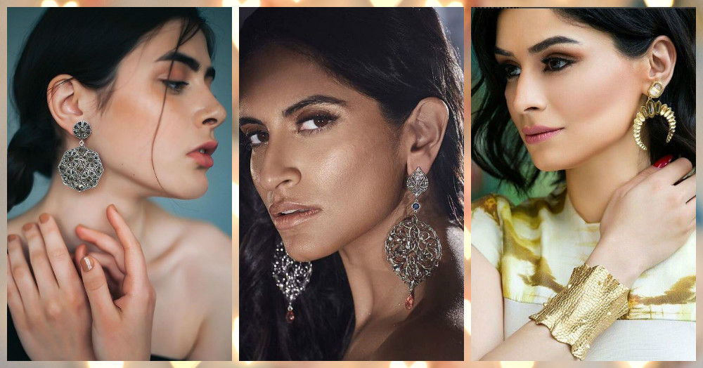 10 Jewellery Labels For The Most *Stunning* Bridal Earrings!