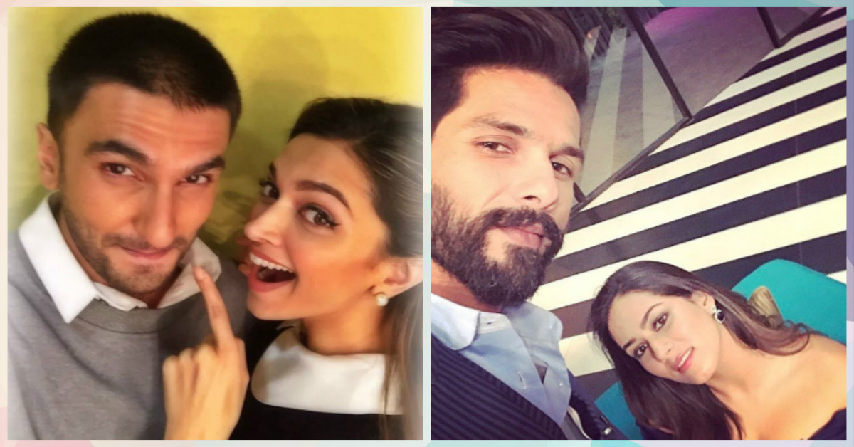 10 Celeb-Inspired 'Couple Selfies' You Need To Click With Bae!