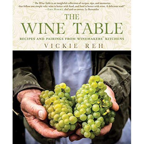 The Wine Table by Vickie Reh