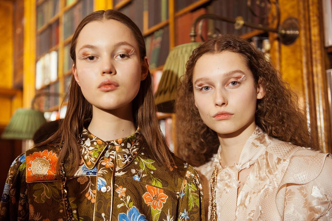 The Best Beauty Looks From London Fashion Week Autumn Winter 2019