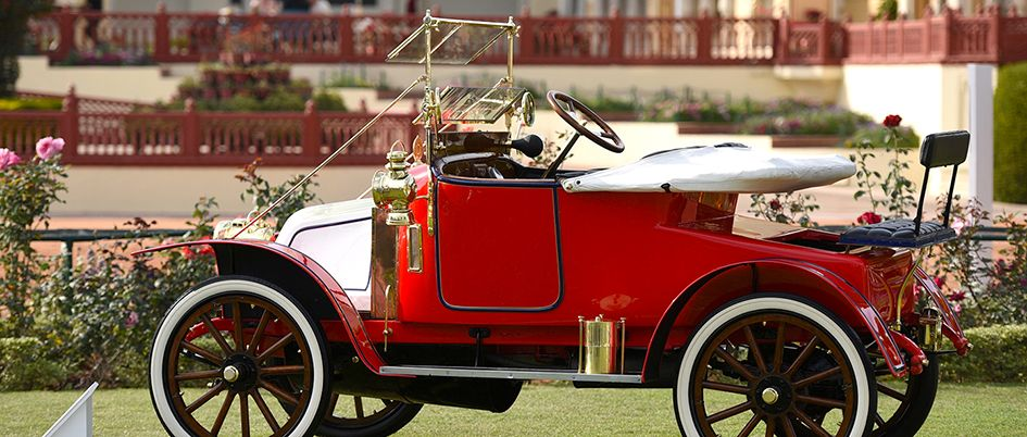 Simon Kidston Talks Vintage Cars And Automotive Trends at the Cartier Concours d'Elégance