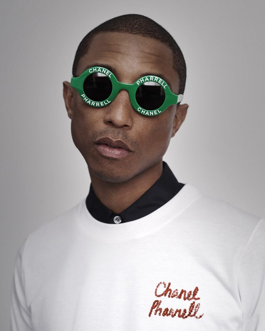 c4ebc557e The Chanel x Pharrell Capsule Collection Is Giving Us  Feels