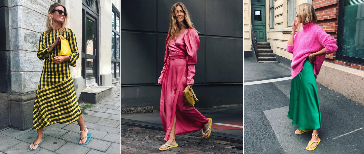 Flip-Flops Are Back In A Major Way For