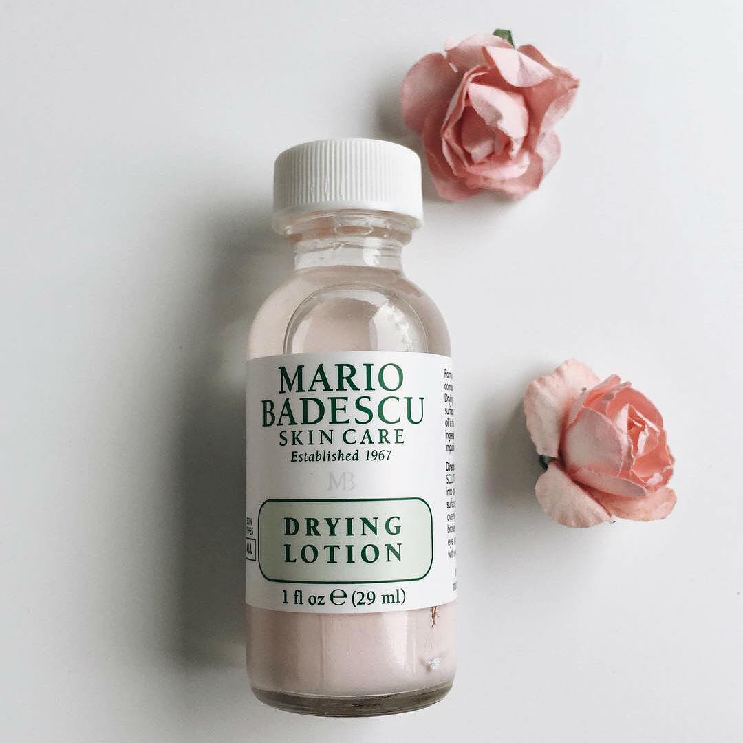 Although it is not a permanent fix for acne, and especially not recommended for cystic acne, Mario Badescu's Drying Lotion is definitely worth a try; as are these other highly-acclaimed, best-selling products.