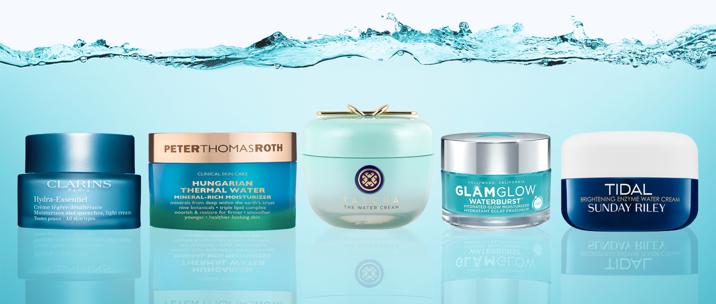 10 Water-Based Moisturisers To Keep Your Skin Hydrated Through Summer