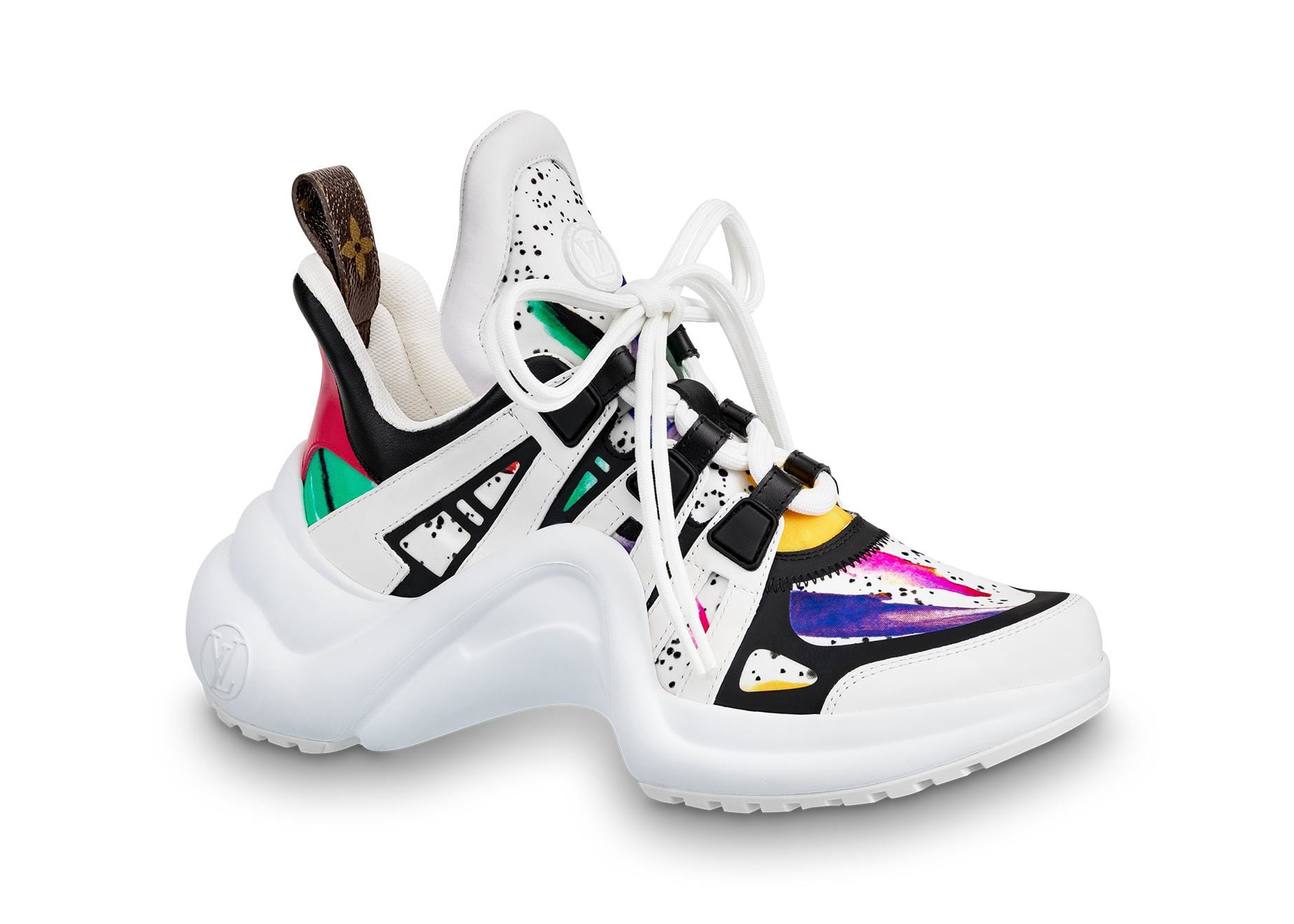 LV Arclight Sneakers; Image Credits: Louis Vuitton