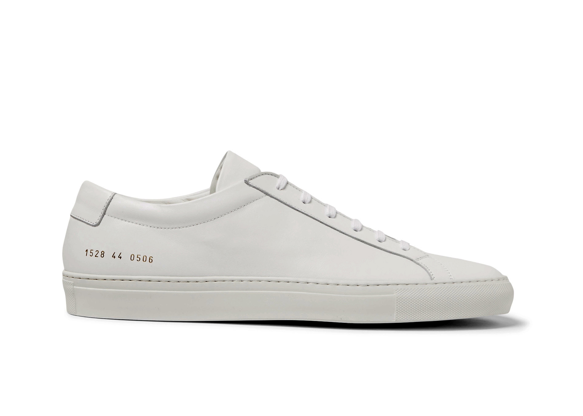 Common Projects Original Achilles Sneakers; Image Credits: Common Projects