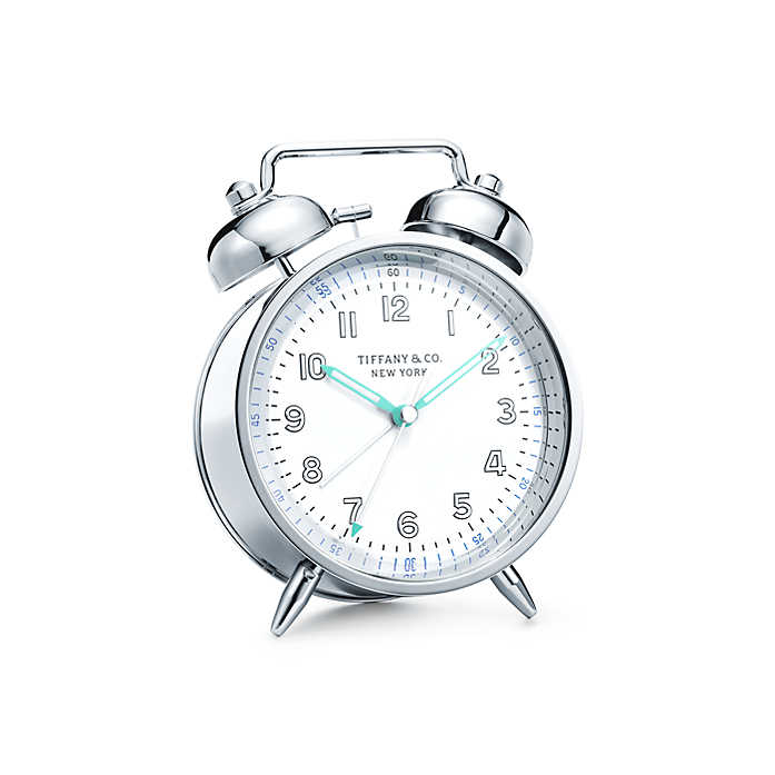 Alarm Clock From Tiffany & Co.