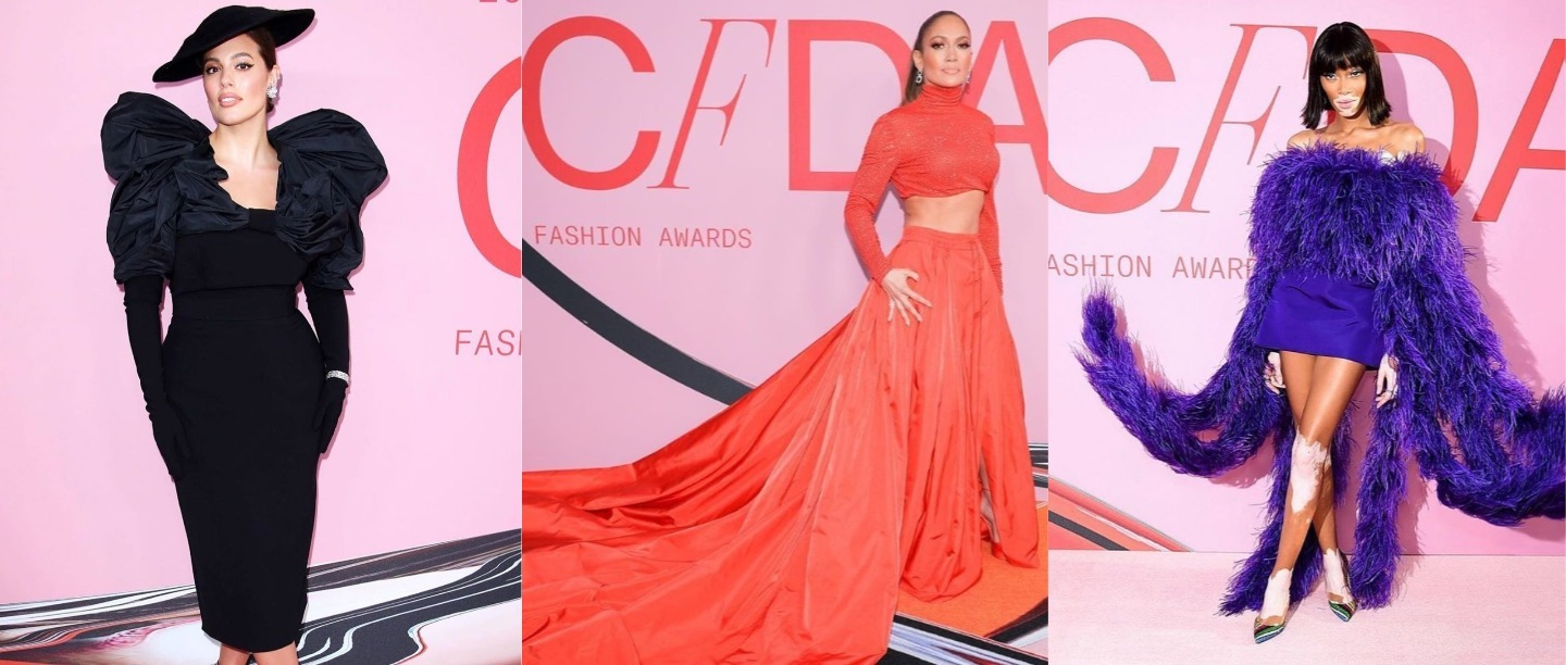 All The Striking Red Carpet Looks From The 2019 Cfda Fashion Awards