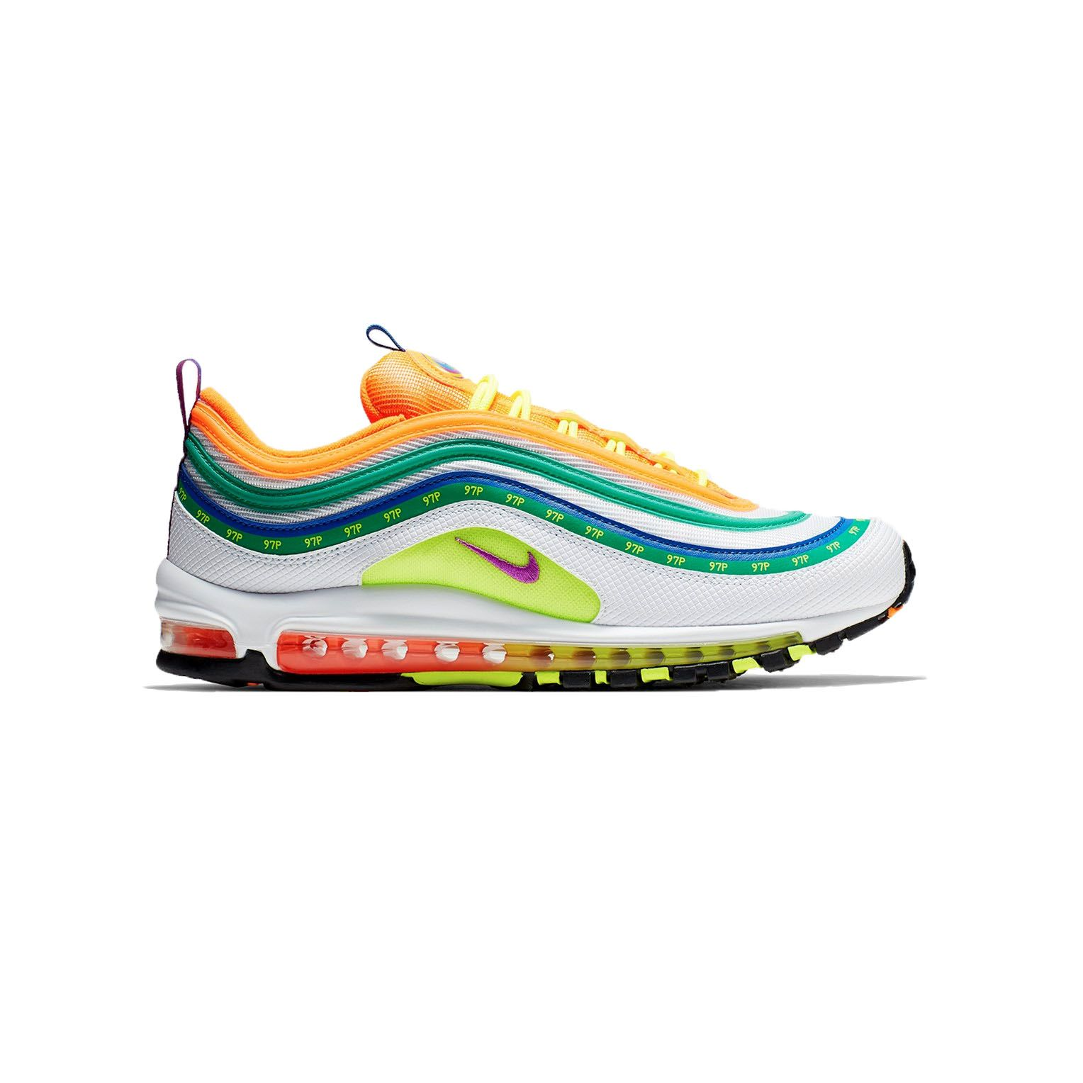 "Air Max 97 On Air ""London Summer of Love"" Sneakers"