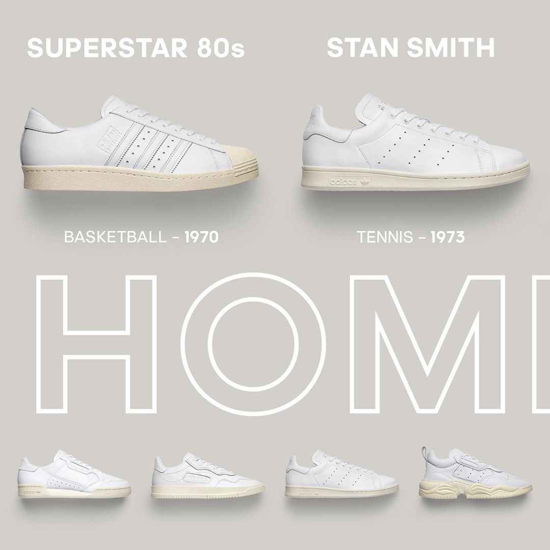 450e0b196f adidas Originals Is Giving Us All Their Classic White Sneakers In ...