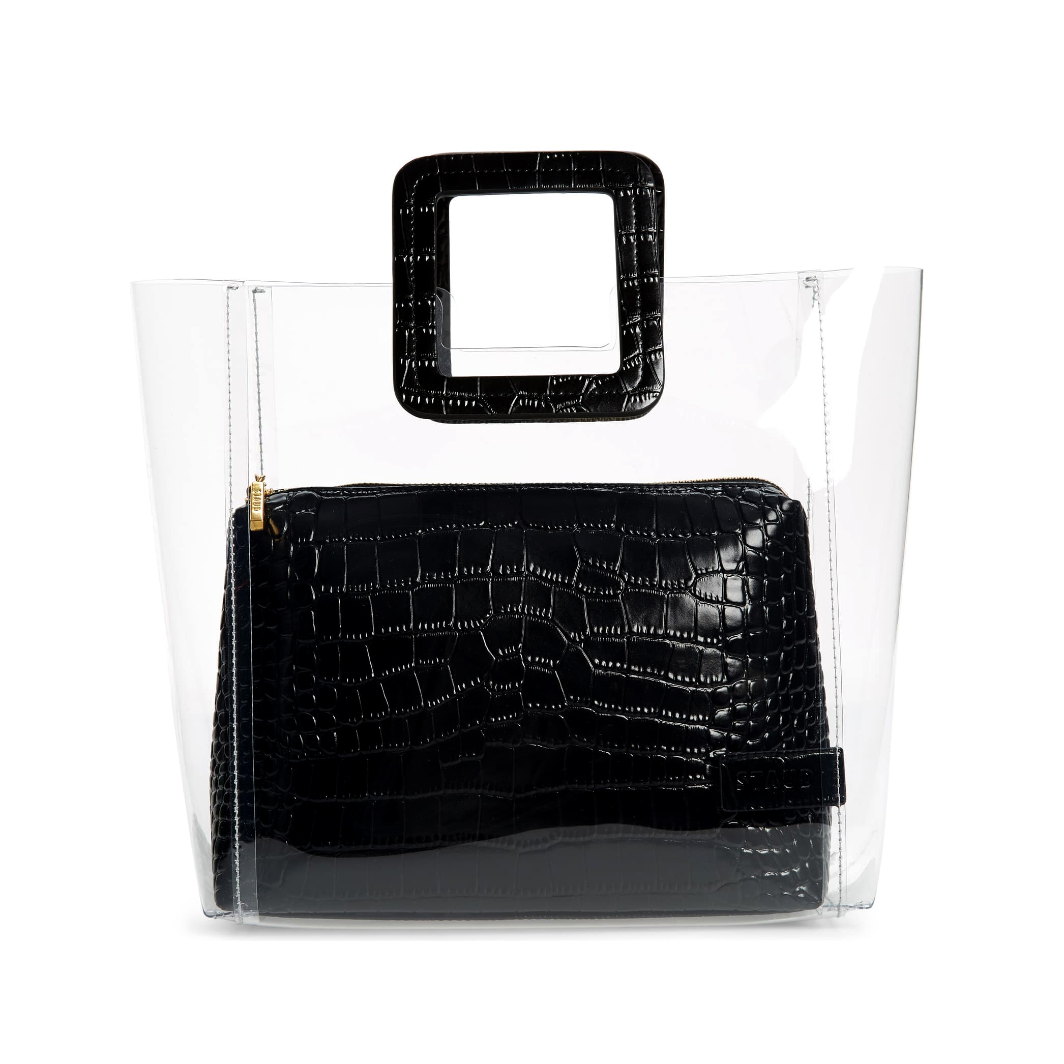 Shirley Transparent Tote