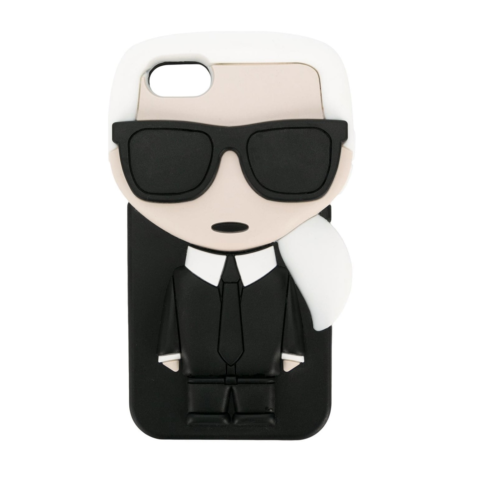 3D Karl Ikonik iPhone Case