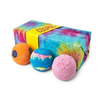 Lush Cosmetic Wrapped Gift