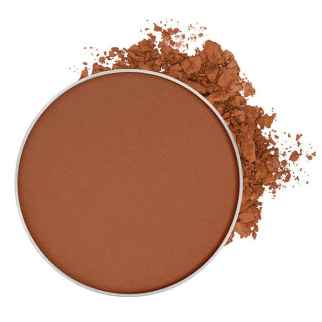 Eye Shadow Single - Ultra-Matte Rust Clay