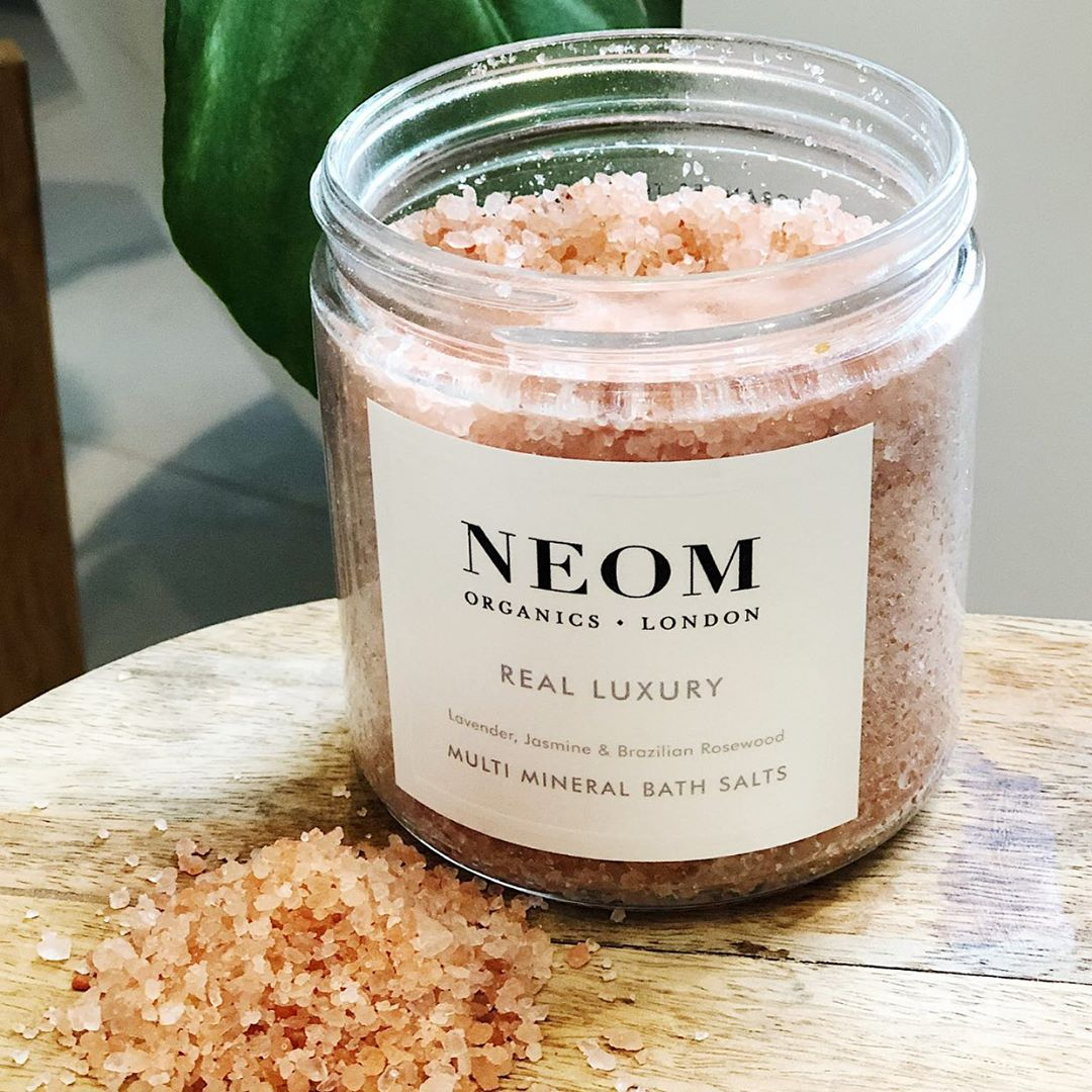 Image Courtesy:  Neom Luxury Organics' Instagram