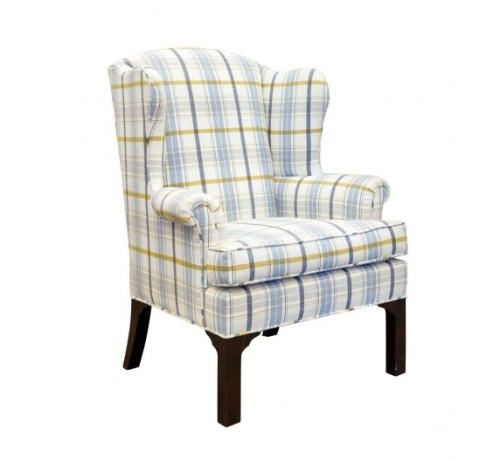 Cardinal Wing Chair