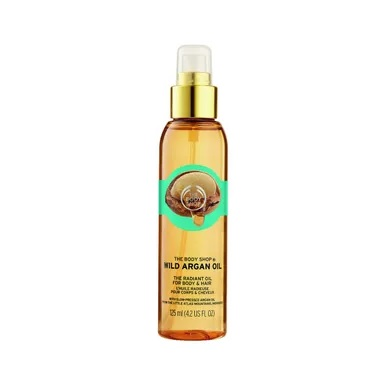 Wild Argan Oil The Radiant Oil