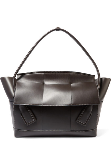 The Arco Large Leather Tote