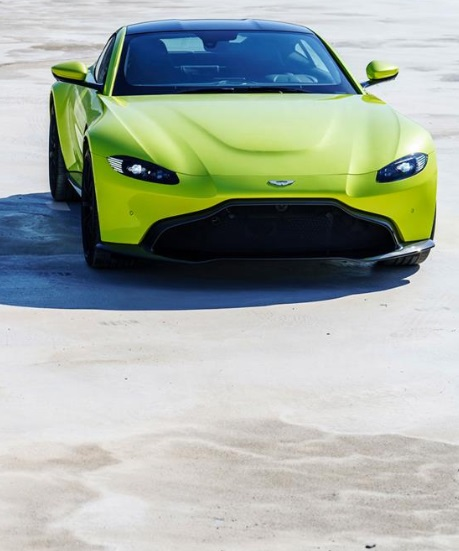 Image Courtesy: Aston Martin
