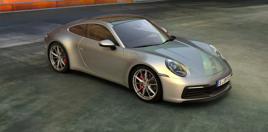 Image Courtesy: Porsche