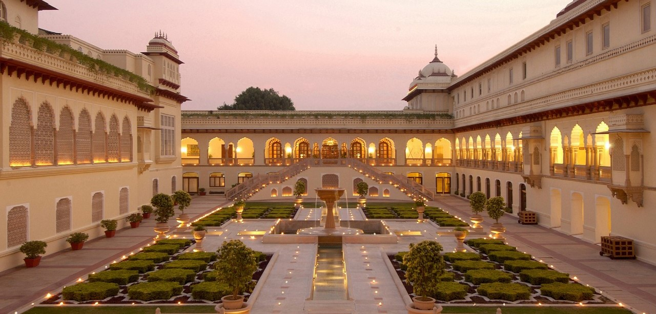 You Can Now Marry Like A Royal At Some Of These Opulent Palaces In India