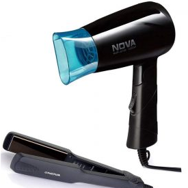 Foldable Travel Hair Dryer