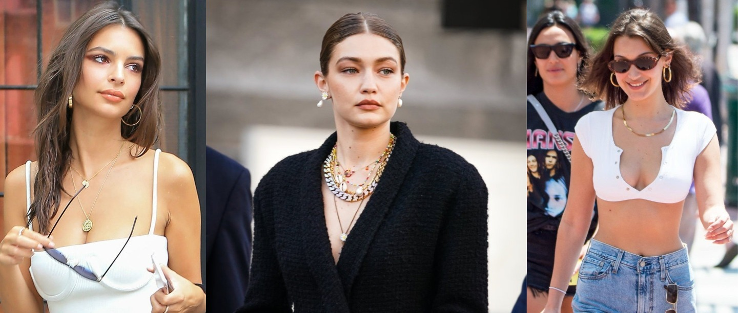 Go For Gold: A Breakdown Of The Instagram-Worthy Necklace Trend According To Four Personality Types